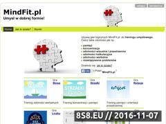 Miniaturka domeny mindfit.pl