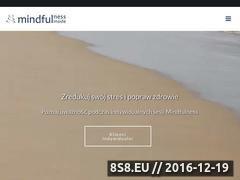 Miniaturka domeny mindfulnessinside.pl