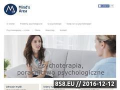 Miniaturka domeny minds-area.pl