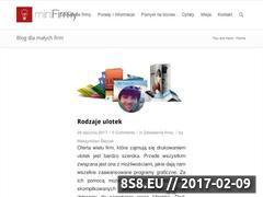 Miniaturka domeny minifirmy.pl