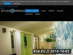 Miniaturka domeny mirago.pl
