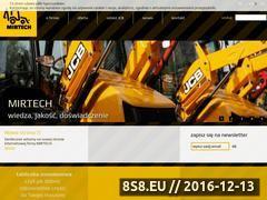 Miniaturka domeny mirtech.com.pl