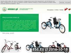 Miniaturka domeny www.misiarz.pl