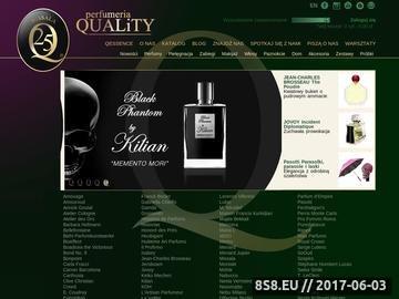 Zrzut strony Markowe perfumy damskie i męskie oraz kremy a także kosmetyki