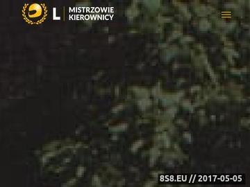 Zrzut strony Nauka jazdy Bydgoszcz