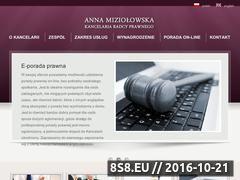 Miniaturka domeny miziolowska.pl