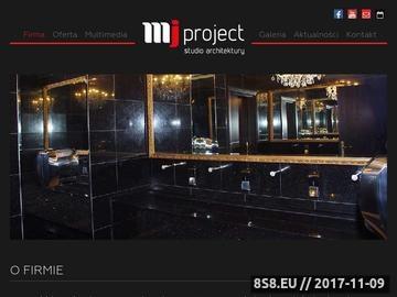 Zrzut strony Projektowanie wnętrz Łódź