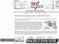 Miniaturka domeny mjprojekty.com.pl