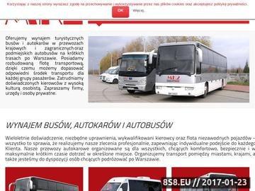Zrzut strony MK-2 wynajem busów i autokarów