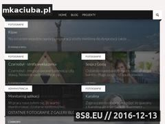Miniaturka domeny mkaciuba.pl