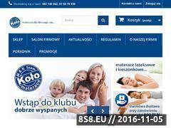 Miniaturka domeny mkfoam-sklep.pl
