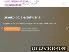 Miniaturka domeny www.mkgabinet.pl
