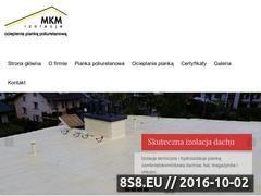 Miniaturka domeny mkmizolacje.pl