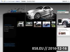 Thumbnail of ML autobroker - profesjonalny broker autosamochodow Website
