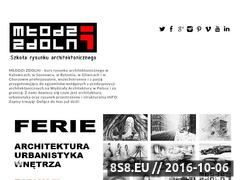 Miniaturka domeny www.mlodzi-zdolni.com.pl