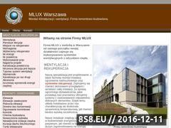 Miniaturka domeny www.mlux.pl