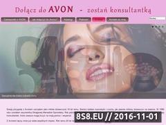 Miniaturka domeny www.mmavon.eu
