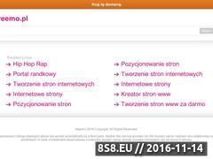 Miniaturka domeny www.mmawalki.streemo.pl