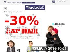 Miniaturka domeny mmdadak.com