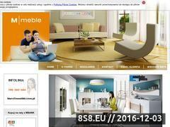 Miniaturka domeny www.mmeble.com.pl