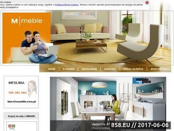 Zrzut strony Meble w Krakowie