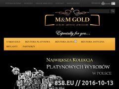Miniaturka domeny mmgold.pl