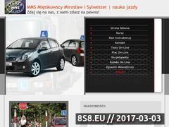 Miniaturka domeny www.mms.borytucholskie.pl