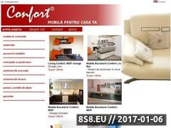 Thumbnail of Confort mobila - Romanian Furniture Manufacturer Website
