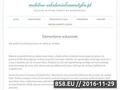 Miniaturka domeny mobilne-szkoleniakosmetyka.pl