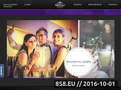 Miniaturka domeny www.mobilni-barmani.pl
