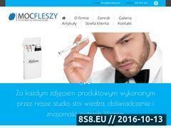 Miniaturka domeny mocfleszy.pl