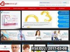 Miniaturka domeny www.mocneserce.pl