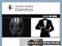 Miniaturka domeny www.modameskawrzesnia.pl