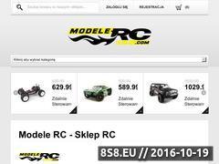 Miniaturka domeny modele-rc.com