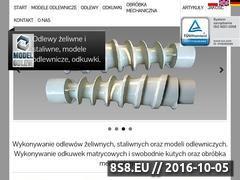 Miniaturka domeny www.modelodlew.pl