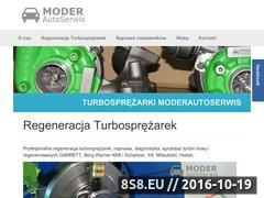 Miniaturka domeny moderautoserwis.pl