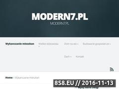 Miniaturka Usługi ogólnobudowlane (www.modern7.pl)