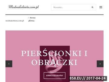 Zrzut strony Sklepy internetowe z obuwiem i odzieżą damską