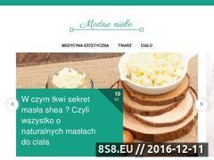 Miniaturka domeny modneniebo.pl