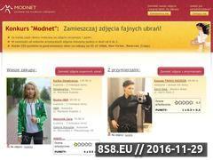 Miniaturka domeny www.modnet.pl