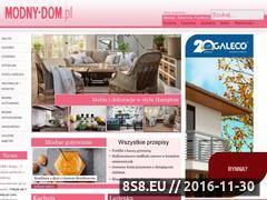 Miniaturka domeny modny-dom.pl