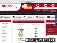Miniaturka domeny www.modo24.pl