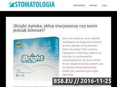 Miniaturka domeny moj-dentysta.pl