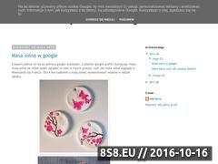 Miniaturka domeny moja-masa-solna.blogspot.com