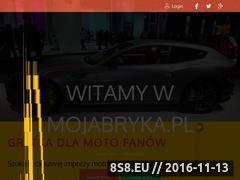 Miniaturka domeny mojabryka.pl