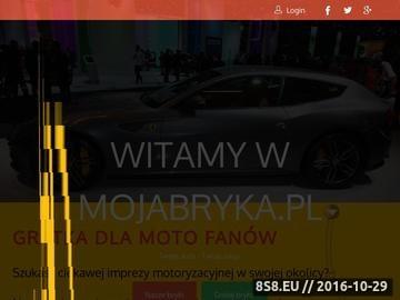 Zrzut strony Polski tuning