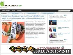 Miniaturka domeny www.mojadieta.eu