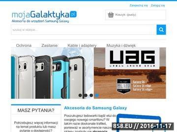 Zrzut strony Etui do telefonów Samsung