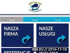 Miniaturka domeny www.mojaprzeprowadzka.pl