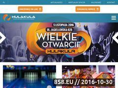 Miniaturka domeny www.mojasciaga.yoyo.pl